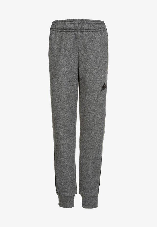 CORE - Tracksuit bottoms - mottled grey