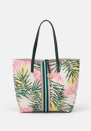 Tote bag - pink bright