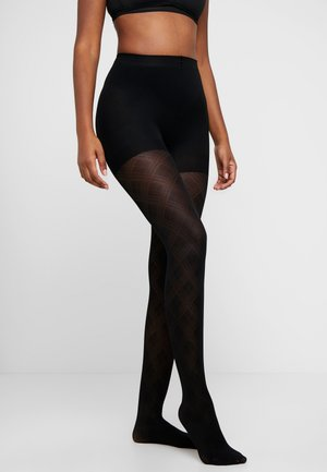 INCREDIBLE LEGS - Tights - black