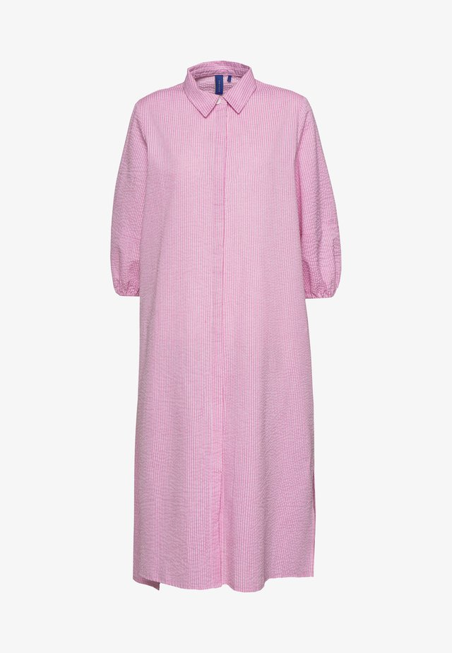 URBAN - Shirt dress - pink