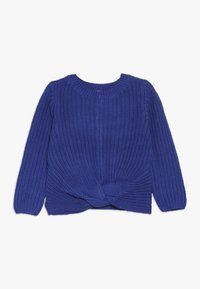 Name it - NMFNIJIA - Pullover - dazzling blue - 0