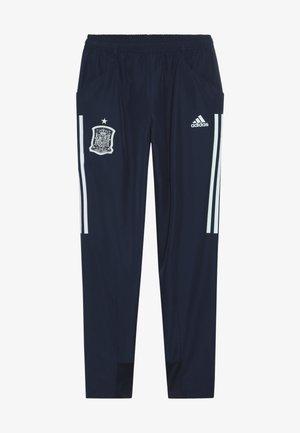 SPAIN FEF PRESENTATION PANTS - Teplákové kalhoty - collegiate navy