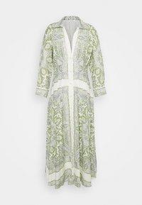 sandro - Maxi dress - ecru/parme - 0