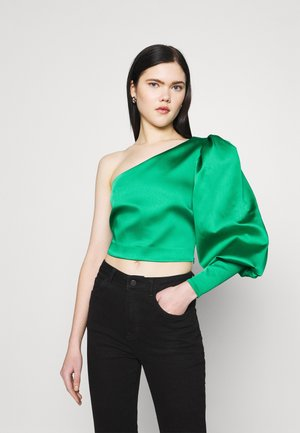 Blouse - grern bright