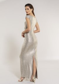 Swing - Maxi dress - gold - 2