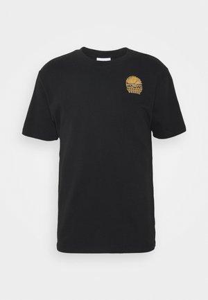 UNISEX SUNSPOTS - T-Shirt print - black