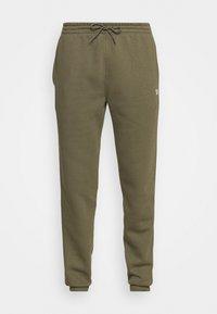 Reebok - IDENTITY - Pantalones deportivos - army green - 3