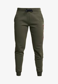 Tommy Sport - BIG LOGO - Joggebukse - green - 3