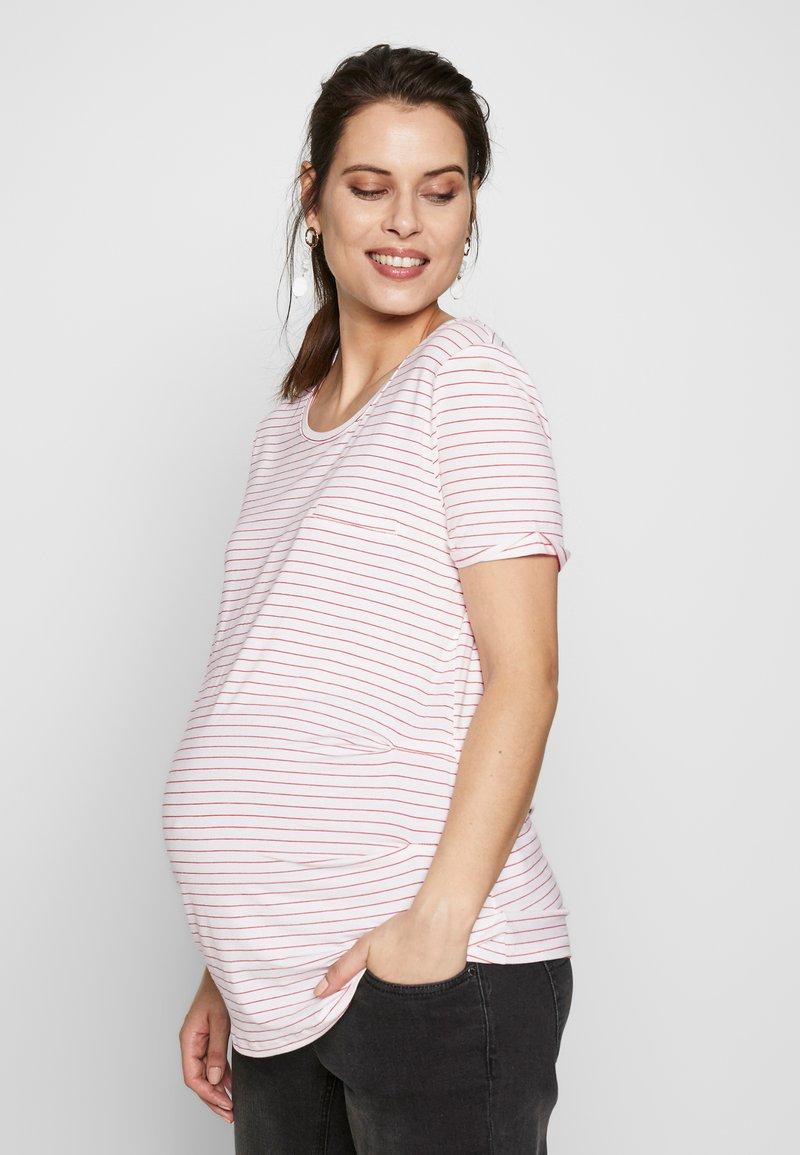 bellybutton - ARM - Camiseta estampada - white/red