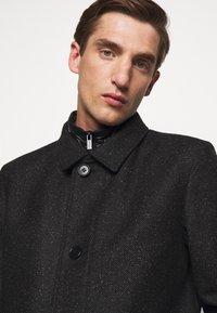 HUGO - BARELTO - Klasický kabát - black - 4