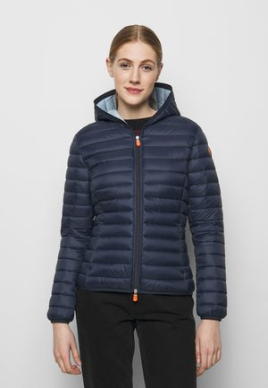 DAISY HOODED JACKET - Winter jacket - navy blue