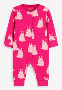 Next - 3 PACK  - Sleep suit - pink - 4