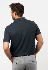 Fynch-Hatton - SUPIMA  - Polo shirt - navy - 2