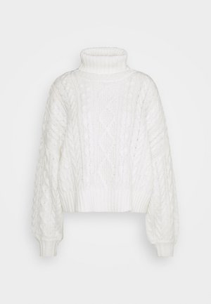 KELLY - Jumper - offwhite