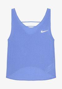 Nike Performance - TANK BREATHE - T-shirt de sport - sapphire - 0
