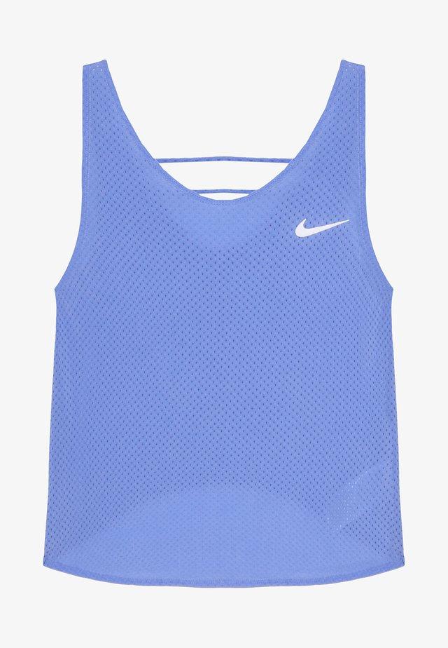 TANK BREATHE - Sportshirt - sapphire