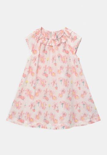 ROBE - Shirt dress - marshmallow/multicolor
