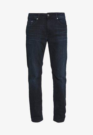 5 POCKET - Jeans slim fit - navy