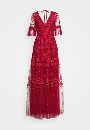 MIDSUMMER GOWN EXCLUSIVE - Occasion wear - deep red