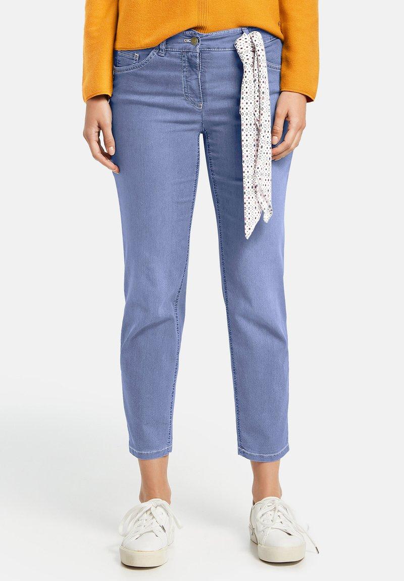 Gerry Weber - Jeans Skinny Fit - blue