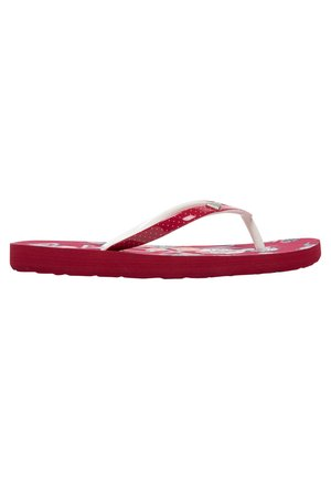 PEBBLES  - Pool shoes - cerise