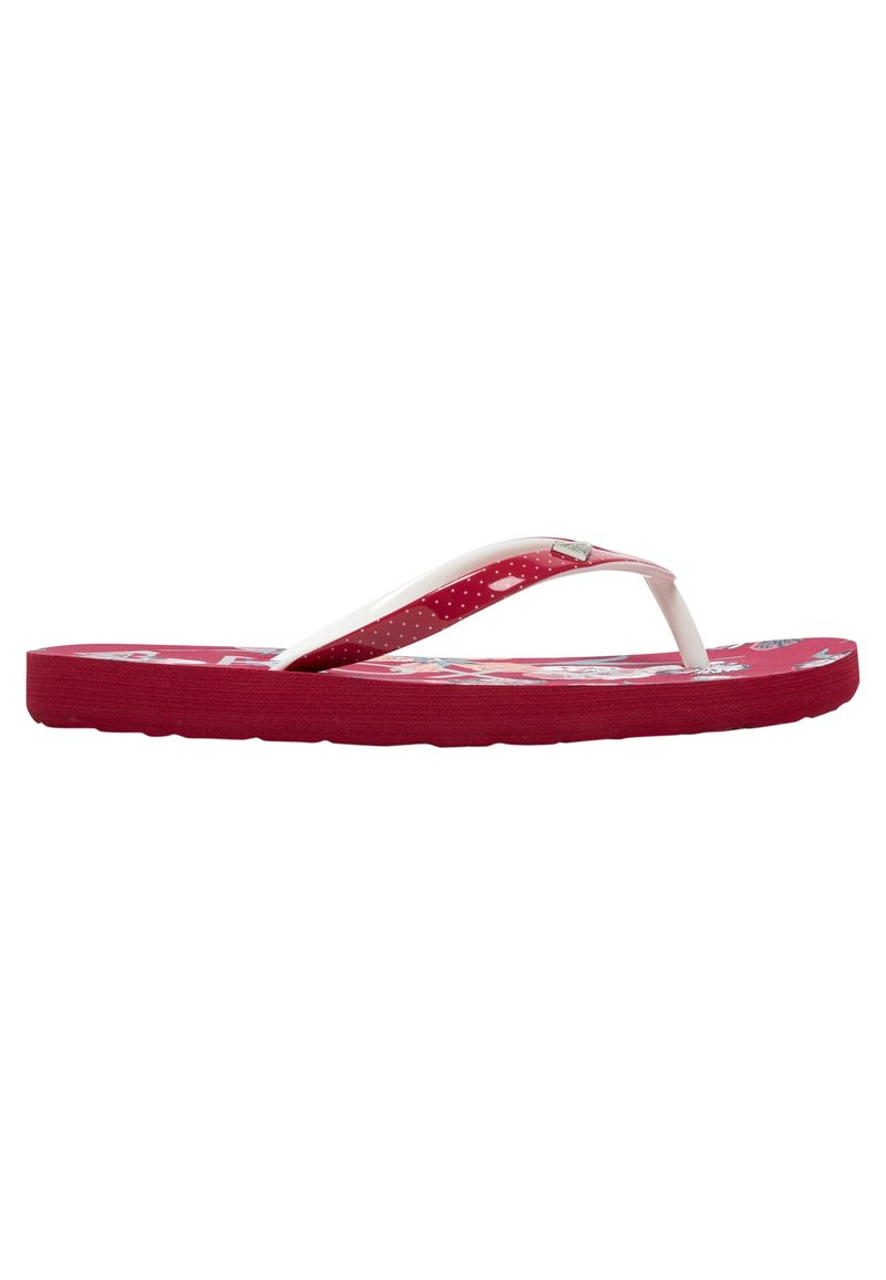 Roxy - PEBBLES  - Pool shoes - cerise