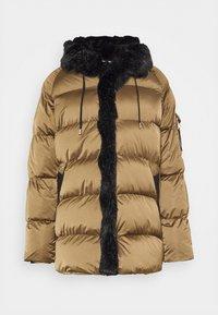 MAVIS  - Zimní kabát - sand