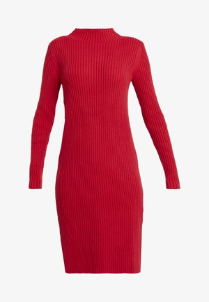 MOCK - Robe fourreau - modern red