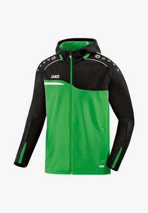 COMPETITION  - Training jacket - gruenschwarz