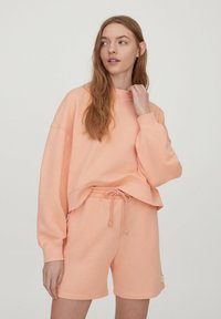 PULL&BEAR - Sweater - orange - 0