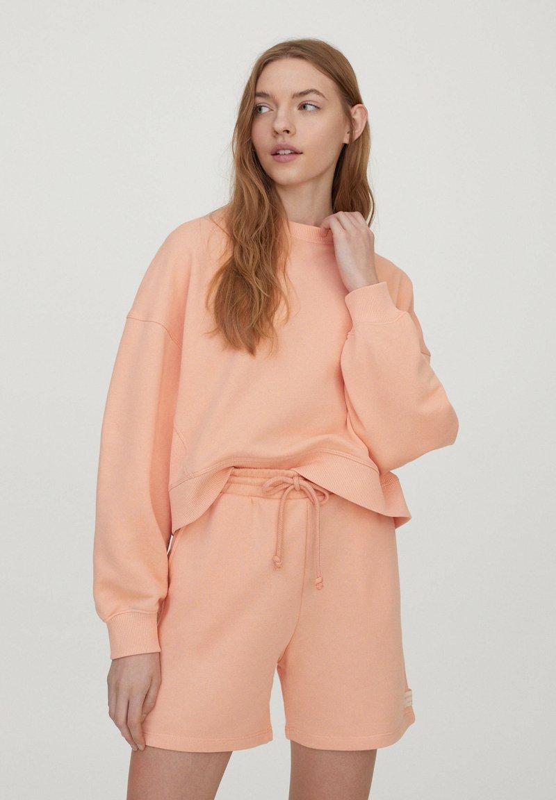 PULL&BEAR - Sweater - orange