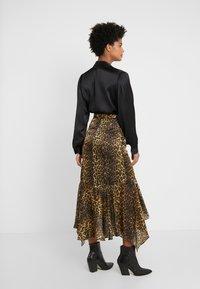 The Kooples - JUPE - A-line skirt - brown/beige - 2