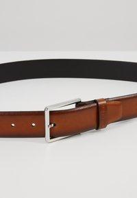 Calvin Klein - BOMBED BELT - Belt - brown - 4