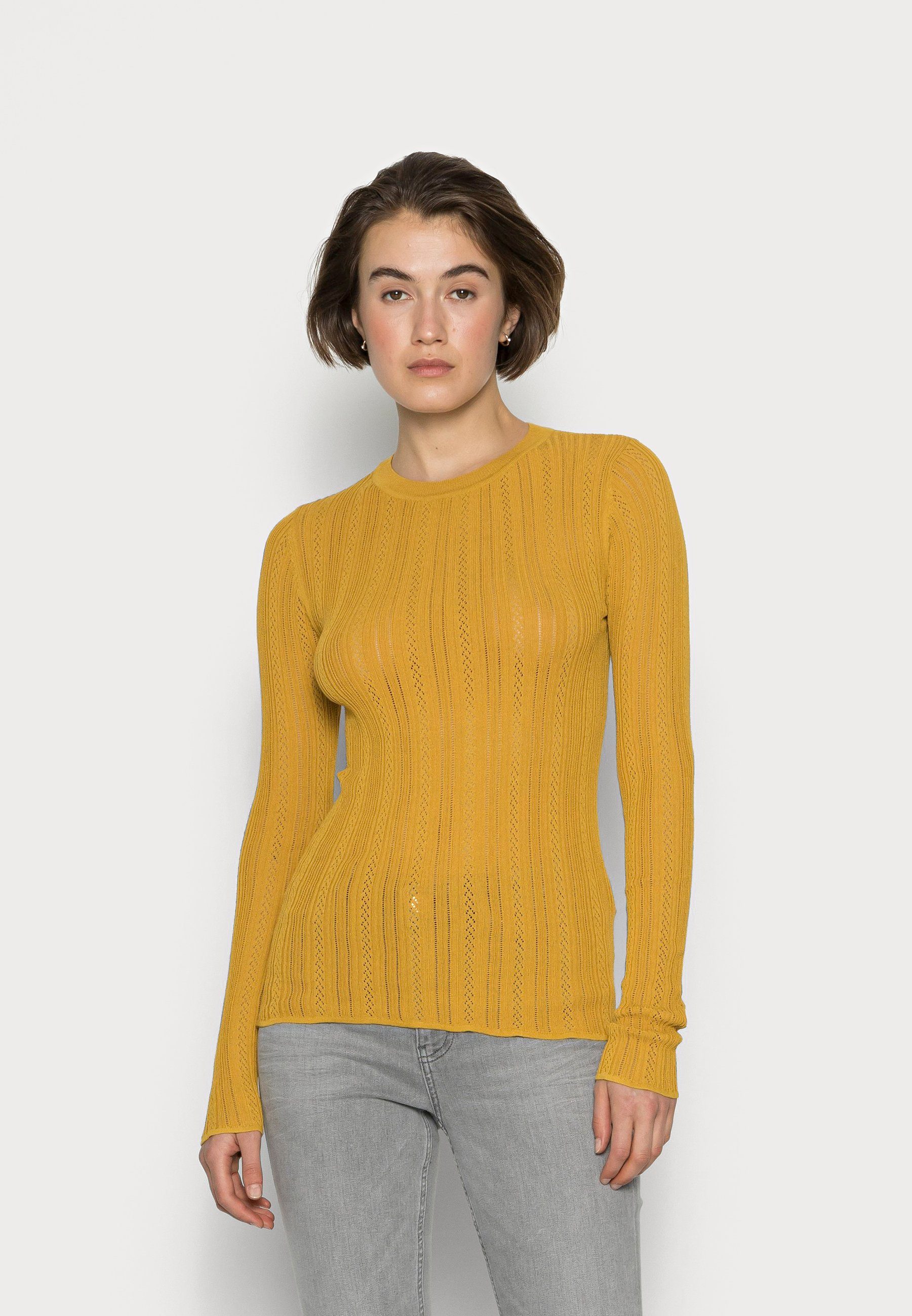 Femme SLFDONNAY O NECK - Pullover