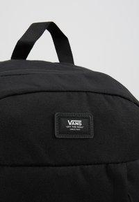 Vans - UA DISORDER BACKPACK - Reppu - black - 7