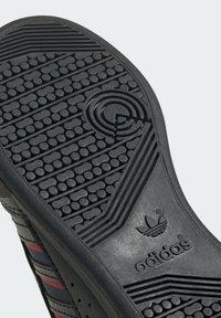 adidas Originals - CONTINENTAL 80 STRIPES SCHUH - Trainers - black - 8