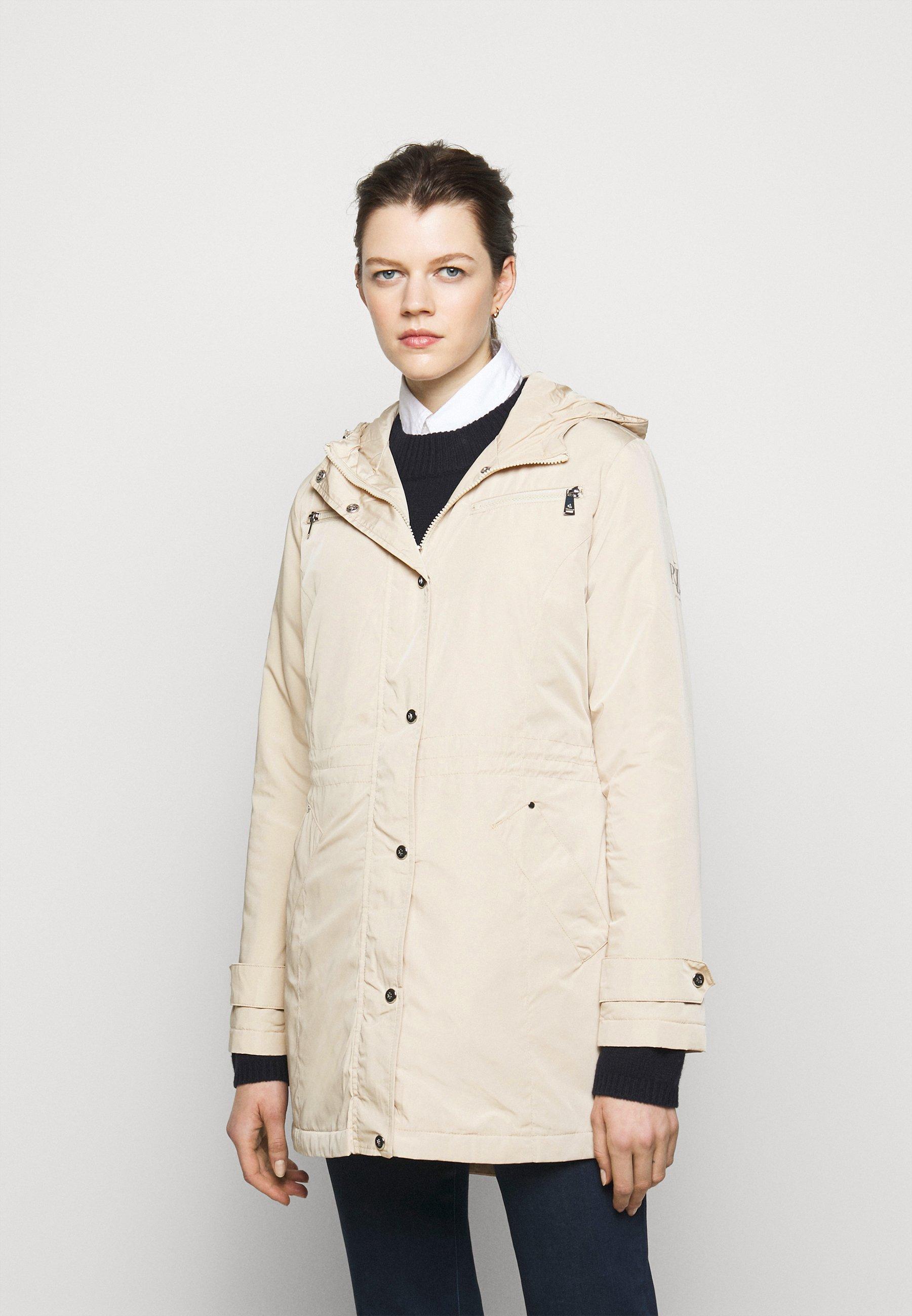 Women FAUX MEMORY ANORAK  - Light jacket