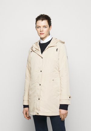 FAUX MEMORY ANORAK  - Light jacket - beige