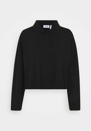 MONIQUE SWEATER - Mikina - black