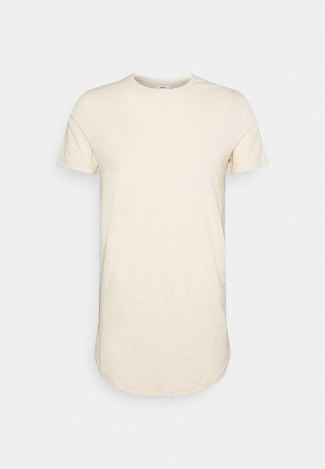 JAX - T-shirts basic - sandshell