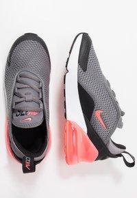 Nike Sportswear - AIR MAX 270  - Sneakers - gunsmoke/hot punch/black/white - 0