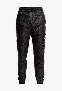 Golden Equation - RIGA  - Cargo trousers - black - 3