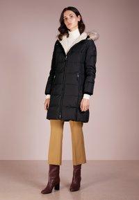 Lauren Ralph Lauren - HAND TRIM  - Down coat - black - 0