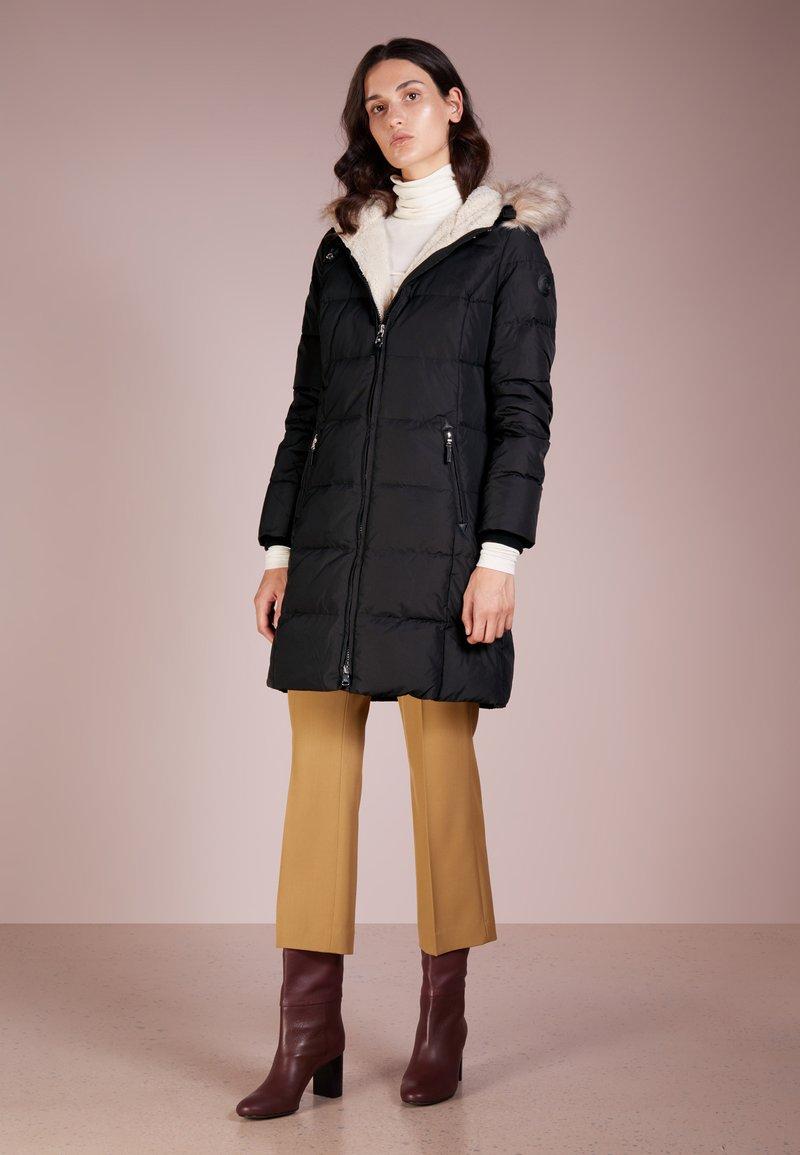 Lauren Ralph Lauren - HAND TRIM  - Down coat - black