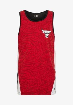 NBA TANK CHICAGO BULLS - Club wear - red