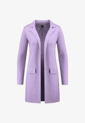 JANE - Classic coat - lila