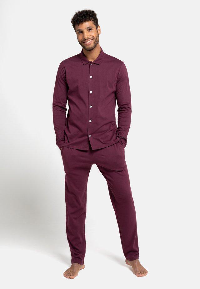 SET - Pyjama - rot