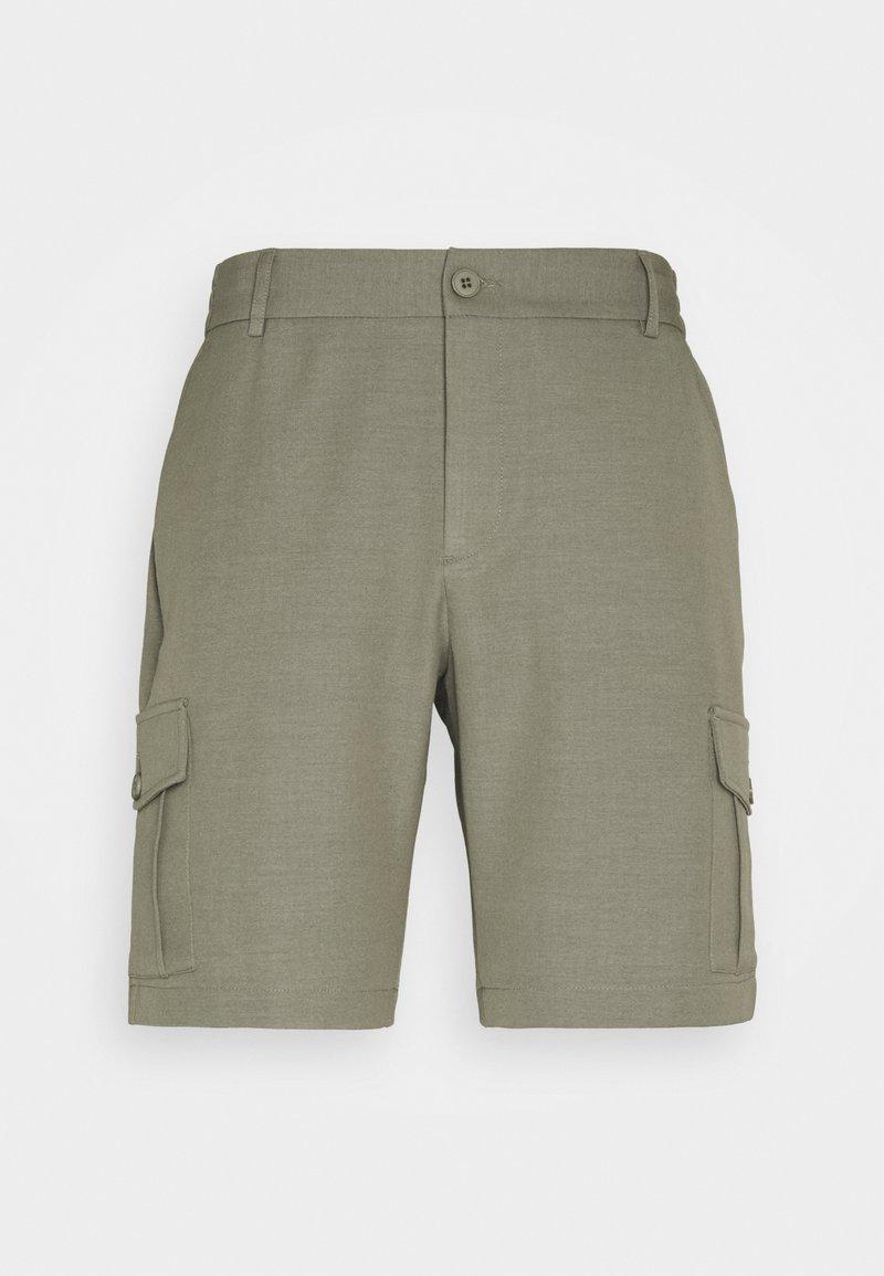 Les Deux - PINO CARGO - Shorts - lichen green