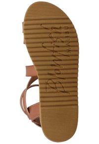 Blowfish Malibu - Platform sandals - arabian sand dyecut 398 - 4