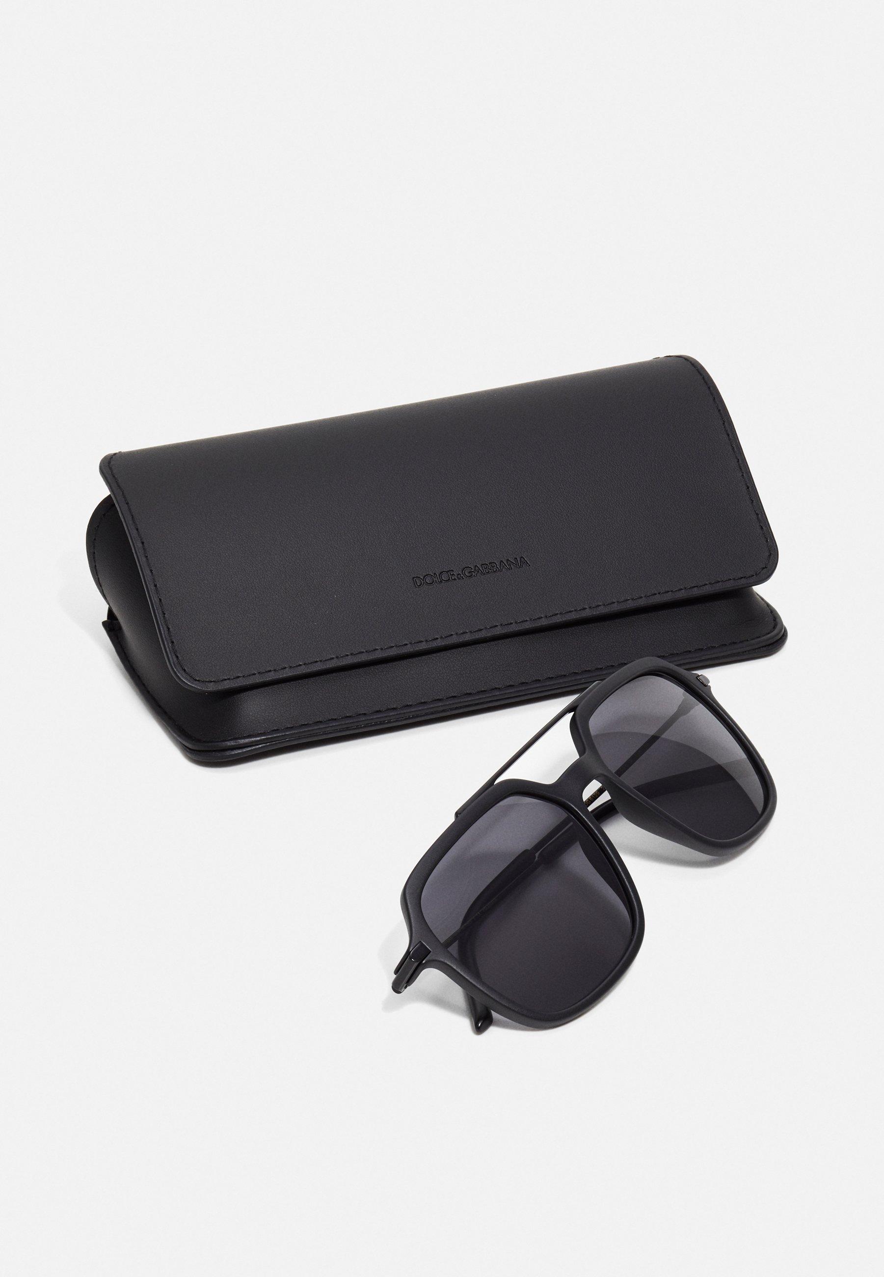 DolceGabbana Sonnenbrille - matte black/schwarz - Herrenaccessoires peXlO